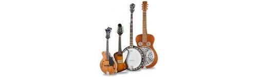 Bluegrassové nástroje