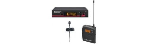 Bezdrôtové klopové mikrofóny