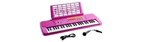 Detské klávesové nástroje