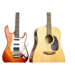 Gitary a príslušenstvo