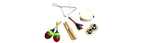 Orffové rytmické nástroje